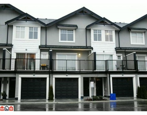 Main Photo: 4 7156 144 Street in Surrey: East Newton Townhouse for sale : MLS® # F1003632