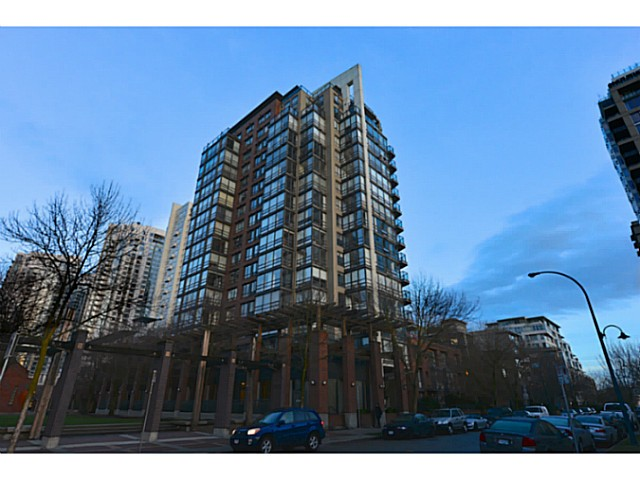 "Photo 14: 11A 139 DRAKE Street in Vancouver: Yaletown Condo for sale in ""CONCORDIA II"" (Vancouver West)  : MLS® # V1039147"