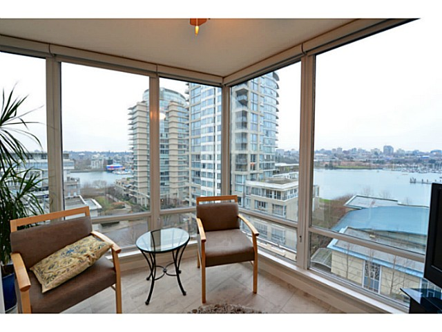 "Photo 9: 11A 139 DRAKE Street in Vancouver: Yaletown Condo for sale in ""CONCORDIA II"" (Vancouver West)  : MLS® # V1039147"
