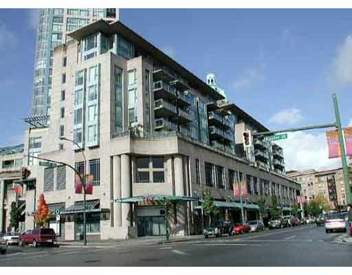 Main Photo: 711 555 ABBOTT ST in Vancouver: Downtown VW Condo for sale (Vancouver West)  : MLS® # V401941