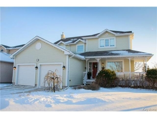Main Photo: 3 Aintree Crescent in WINNIPEG: Fort Garry / Whyte Ridge / St Norbert Residential for sale (South Winnipeg)  : MLS® # 1500782