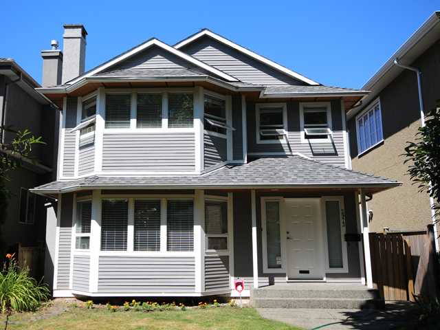 Main Photo: 2973 W 34TH Avenue in Vancouver: MacKenzie Heights House for sale (Vancouver West)  : MLS® # V1122895