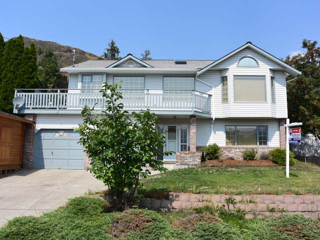 Main Photo: Map location: 1430 MT DUFFERIN DRIVE in : Dufferin/Southgate House for sale (Kamloops)  : MLS® # 129584