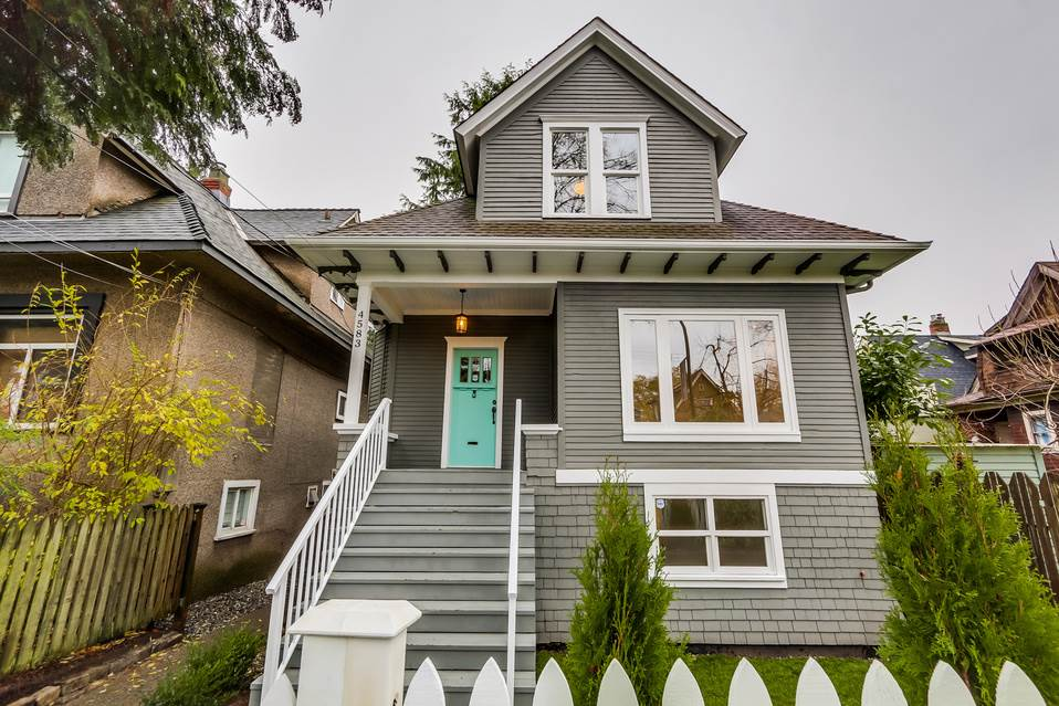 Main Photo: 4583 WINDSOR Street in Vancouver: Fraser VE House for sale (Vancouver East)  : MLS(r) # R2015499
