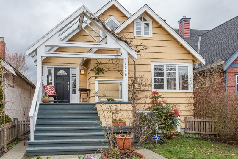 Main Photo: 3919 W 20TH Avenue in Vancouver: Dunbar House for sale (Vancouver West)  : MLS®# R2039149