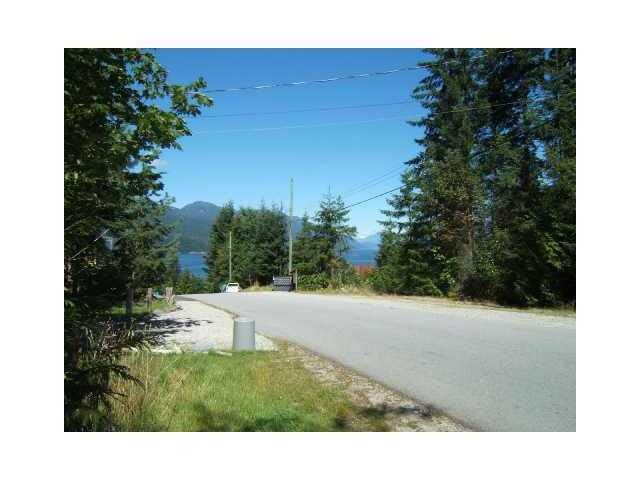 "Main Photo: LOT 70 KLAHANIE ROAD in Sechelt: Sechelt District Home for sale in ""SANDY HOOK"" (Sunshine Coast)  : MLS® # R2080938"