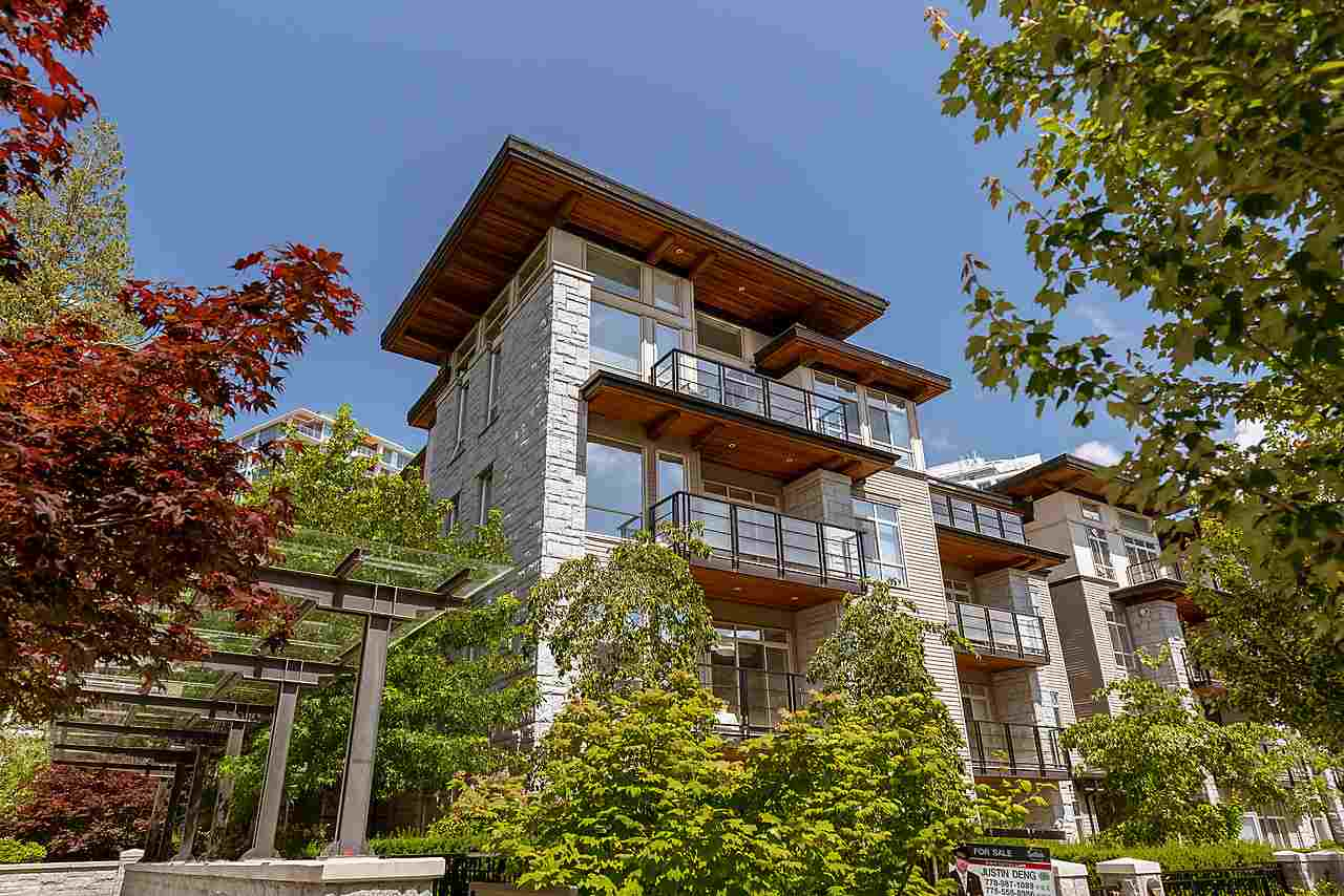 "Main Photo: 303 5779 BIRNEY Avenue in Vancouver: University VW Condo for sale in ""PATHWAYS"" (Vancouver West)  : MLS® # R2088067"