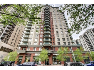 Main Photo: 811 1111 6 Avenue SW in Calgary: Downtown West End Condo for sale : MLS® # C4077074