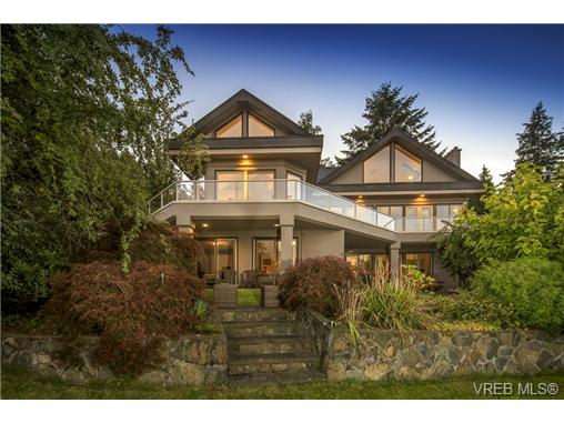 Photo 1: 4961 Lochside Drive in VICTORIA: SE Cordova Bay Single Family Detached for sale (Saanich East)  : MLS® # 369362
