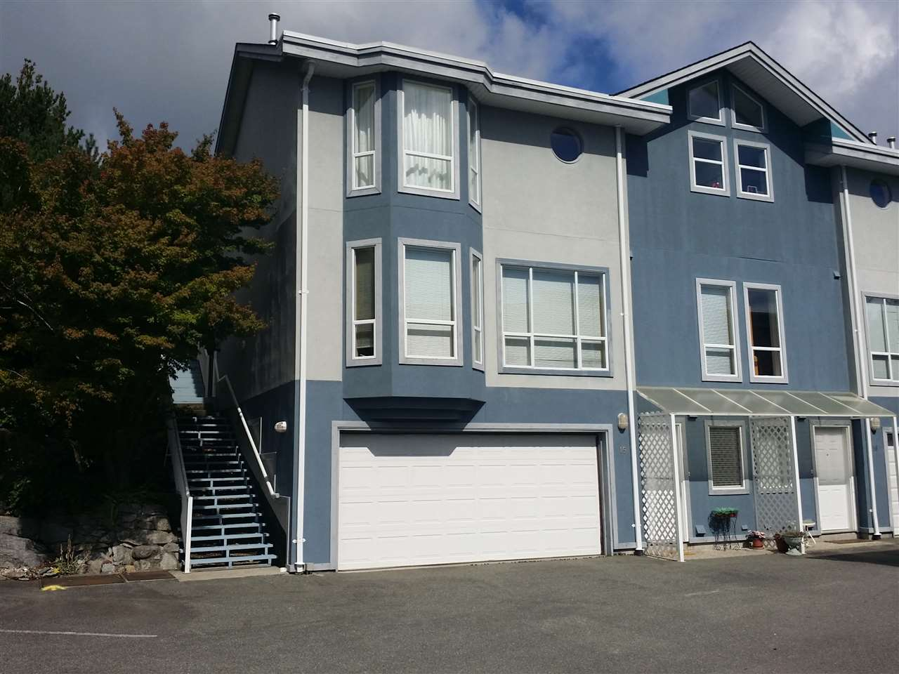 "Main Photo: 15 5740 MARINE Way in Sechelt: Sechelt District Townhouse for sale in ""MARINE VIEW ESTATES"" (Sunshine Coast)  : MLS® # R2105852"