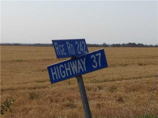 Main Photo: Hwy 37 242 Range Road: Rural Sturgeon County Rural Land/Vacant Lot for sale : MLS(r) # E4042338