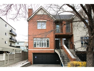 Main Photo: 1907 7 Street SW in Calgary: Lower Mount Royal House for sale : MLS(r) # C4088474