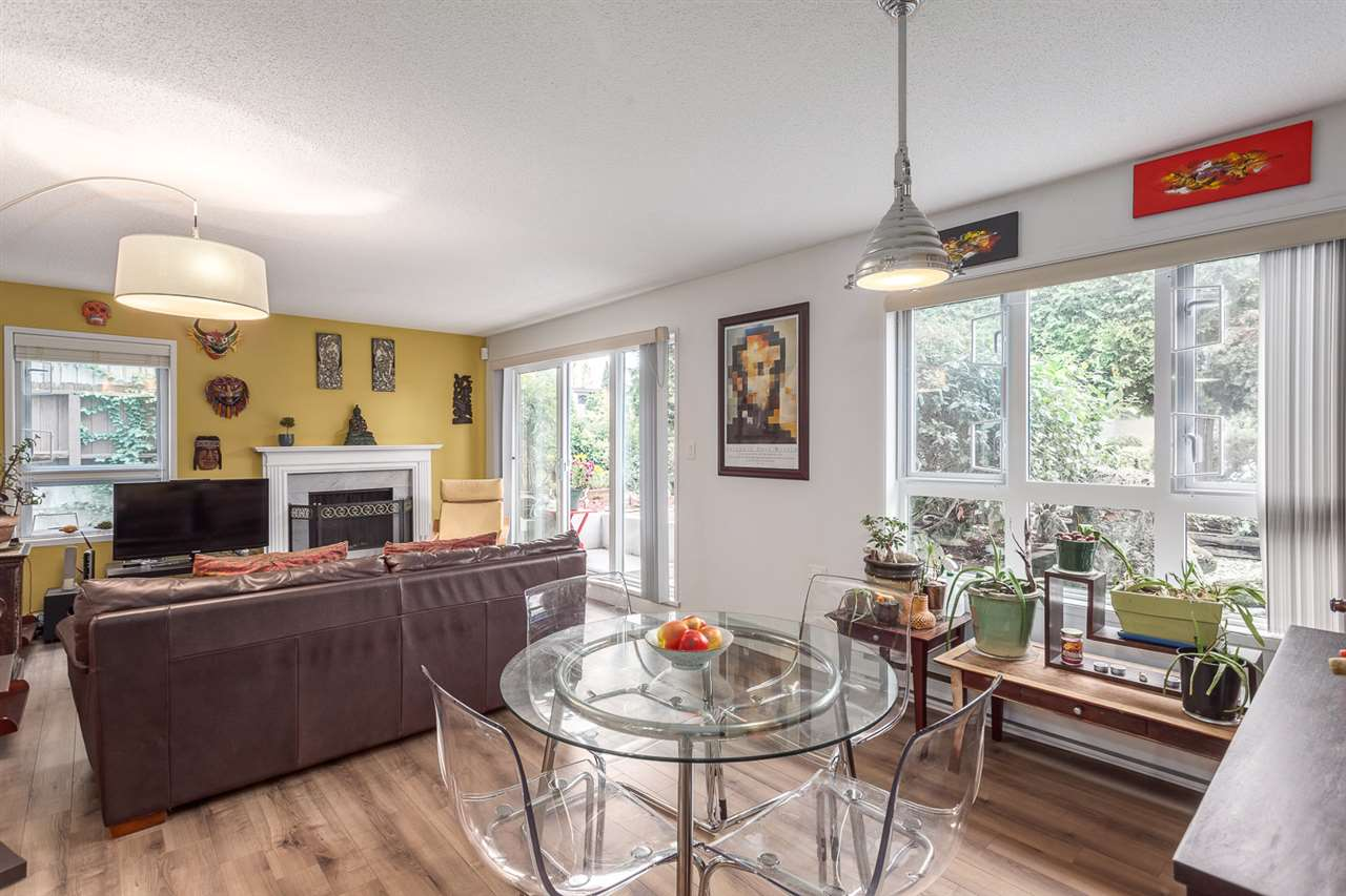 "Main Photo: 103 255 E 14TH Avenue in Vancouver: Mount Pleasant VE Condo for sale in ""MOUNT PLEASANT GARDENS"" (Vancouver East)  : MLS(r) # R2128771"