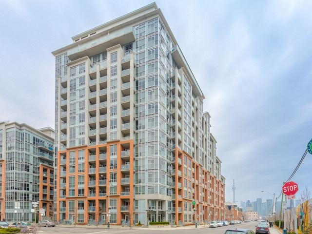 Main Photo: 1028 1 Shaw Street in Toronto: Niagara Condo for sale (Toronto C01)  : MLS®# C3736286