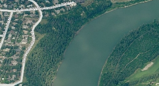 Main Photo: 9524 RIVERSIDE Drive in Edmonton: Zone 10 Vacant Lot for sale : MLS(r) # E4056324