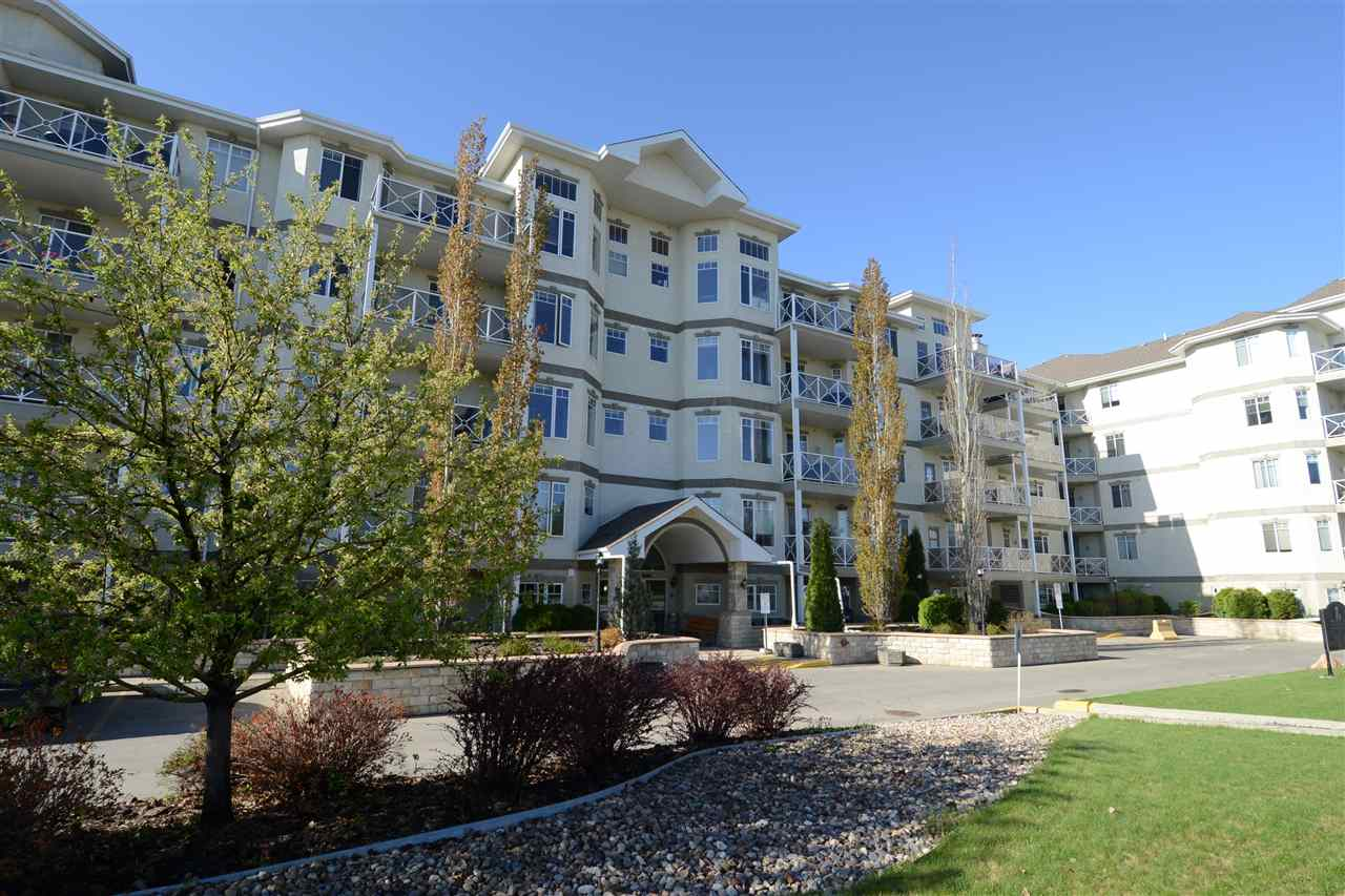 Main Photo: 508 12111 51 Avenue in Edmonton: Zone 15 Condo for sale : MLS(r) # E4064452