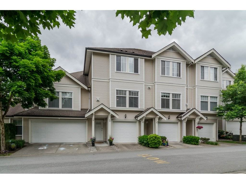 "Main Photo: 7 21535 88 Avenue in Langley: Walnut Grove Townhouse for sale in ""REDWOOD LANE"" : MLS® # R2178181"
