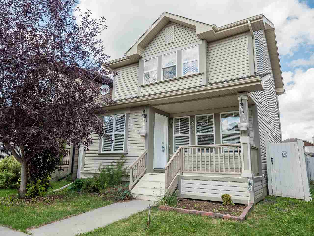 Main Photo: 5863 SUTTER Place in Edmonton: Zone 14 House for sale : MLS® # E4076209