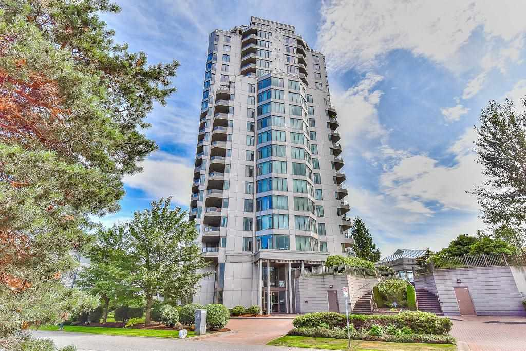 "Main Photo: 1107 13880 101 Avenue in Surrey: Whalley Condo for sale in ""THE ODYSSEY"" (North Surrey)  : MLS® # R2201002"