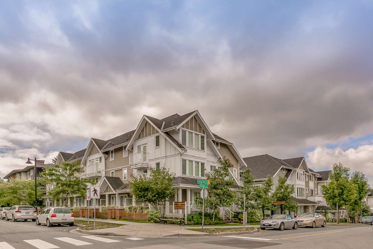 "Main Photo: 206 618 LANGSIDE Avenue in Coquitlam: Coquitlam West Condo for sale in ""Bloom"" : MLS® # R2203869"
