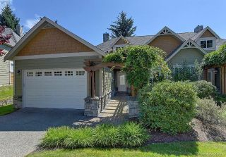 Main Photo: 119 945 Bear Mountain Parkway in VICTORIA: La Bear Mountain Townhouse for sale (Langford)  : MLS® # 385969