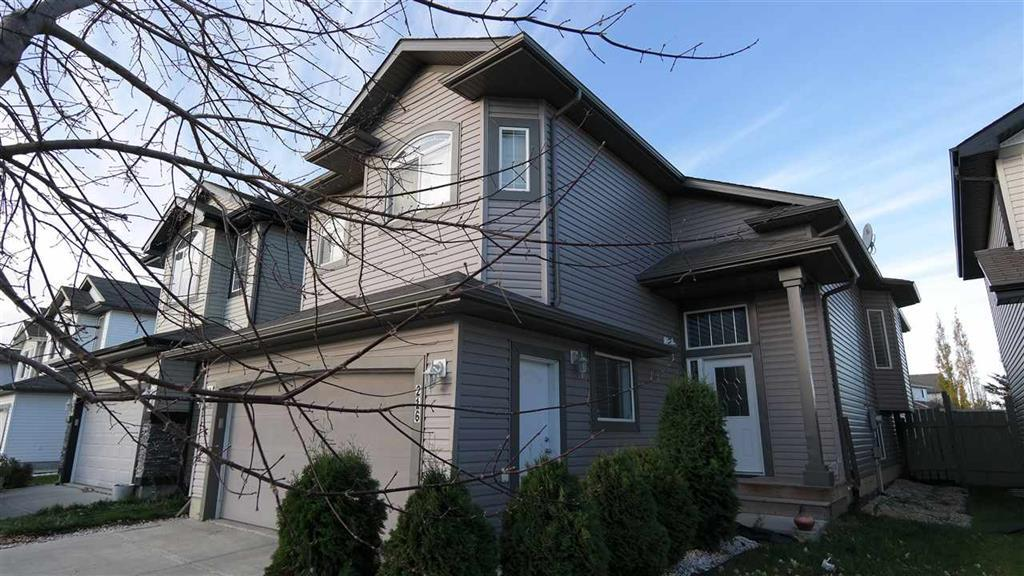 Main Photo: 216 79 Street SW in Edmonton: Zone 53 House for sale : MLS® # E4091698