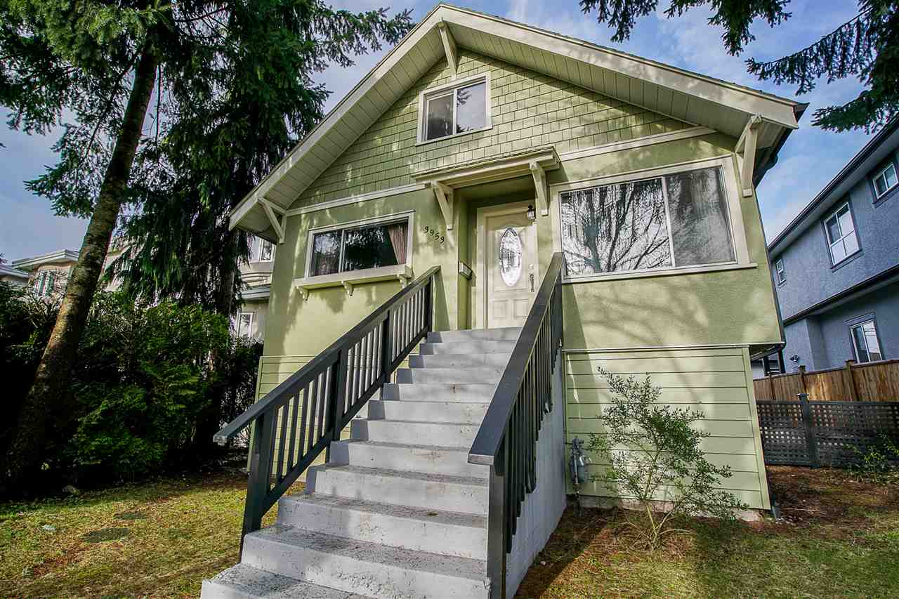 Main Photo: 3953 PINE Street in Burnaby: Burnaby Hospital House for sale (Burnaby South)  : MLS®# R2231464