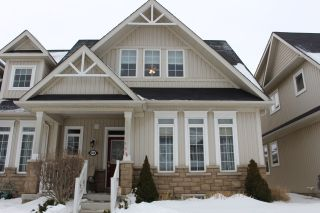 Main Photo: 814 Leslie Street in Cobourg: Residential Attached for sale : MLS® # 510851318