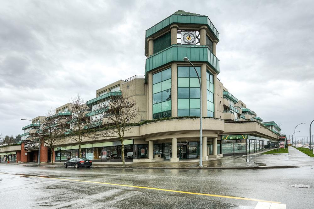 "Main Photo: A315 2099 LOUGHEED Highway in Port Coquitlam: Glenwood PQ Condo for sale in ""SHAUGHNESSY SQUARE"" : MLS® # R2245121"