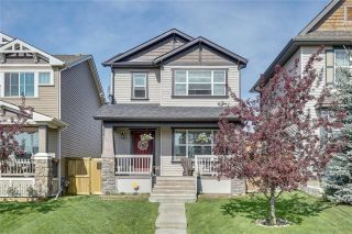 Main Photo: 100 SILVERADO PLAINS View SW in Calgary: Silverado House for sale : MLS®# C4172579