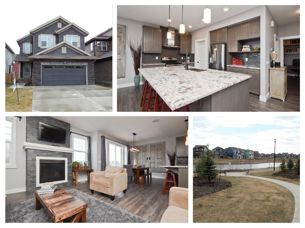 Main Photo: 3568 CHERRY Landing in Edmonton: Zone 53 House for sale : MLS®# E4101662