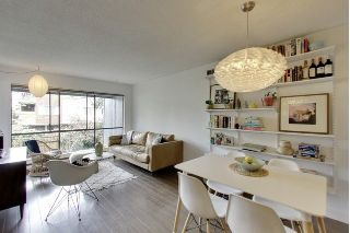 "Main Photo: 211 2173 W 6TH Avenue in Vancouver: Kitsilano Condo for sale in ""THE MALIBU"" (Vancouver West)  : MLS®# R2259706"