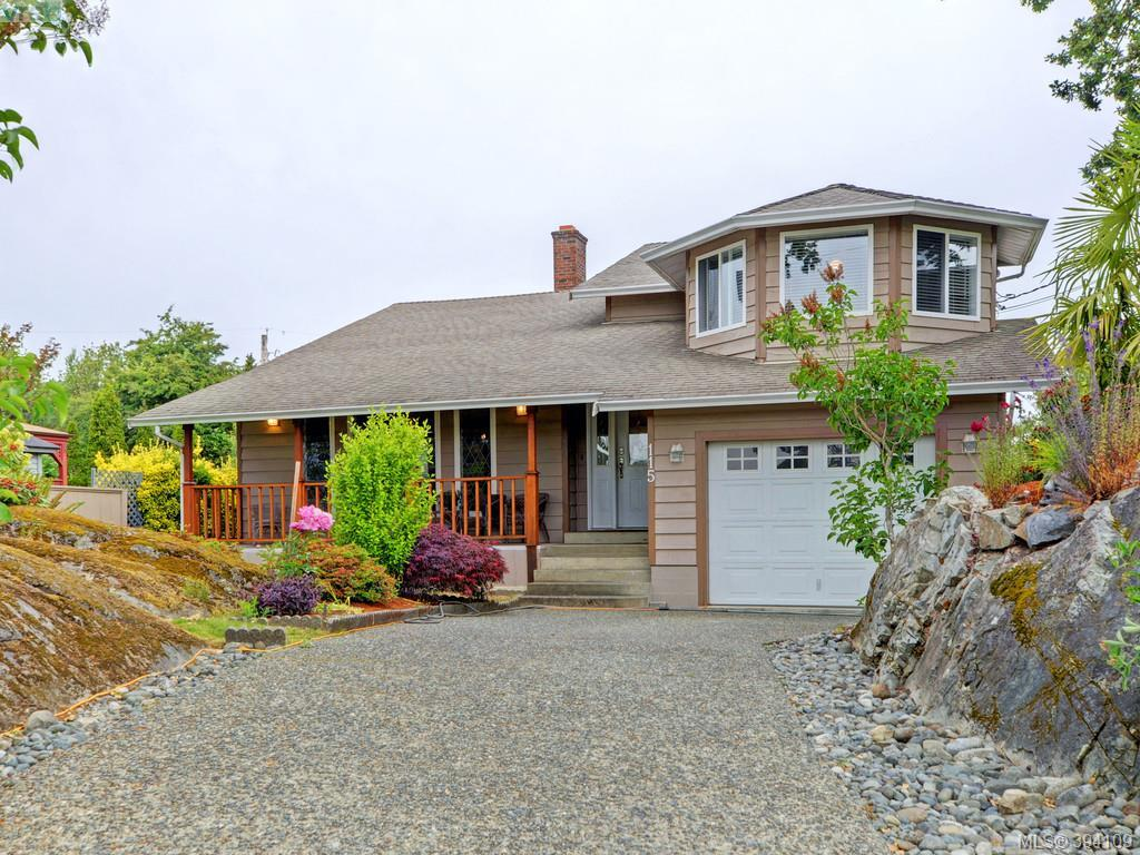 Main Photo: 115 Cheltenham Street in VICTORIA: VR Hospital Single Family Detached for sale (View Royal)  : MLS®# 394109
