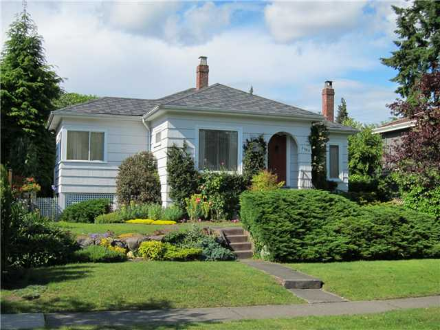 Main Photo: 3259 W 35TH Avenue in Vancouver: MacKenzie Heights House for sale (Vancouver West)  : MLS® # V896846