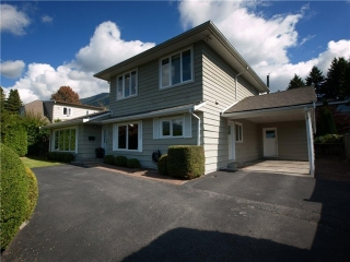 Main Photo: 4212 HIGHLAND Boulevard in North Vancouver: Forest Hills NV House for sale : MLS(r) # V987093