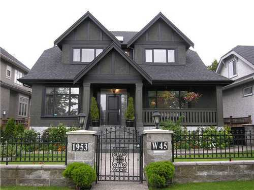 Main Photo: 1953 45TH Ave in Vancouver West: Kerrisdale Home for sale ()  : MLS®# V850394