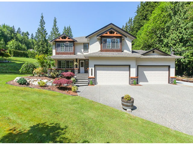 "Main Photo: 27111 122ND Avenue in Maple Ridge: Northeast House for sale in ""ROTHSAY HEIGHTS"" : MLS® # V1067734"