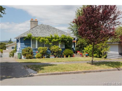 Main Photo: 3134 Glasgow Street in VICTORIA: Vi Mayfair Single Family Detached for sale (Victoria)  : MLS® # 339308
