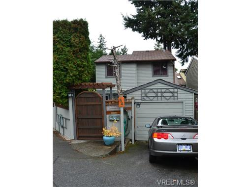 Main Photo: 54 Falstaff Place in VICTORIA: VR Glentana Single Family Detached for sale (View Royal)  : MLS® # 343356