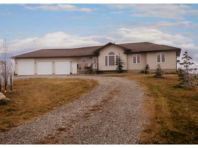 Main Photo: # 200 5054 274 AV W: Rural Foothills M.D. Residential Detached Single Family for sale : MLS® # C3641989