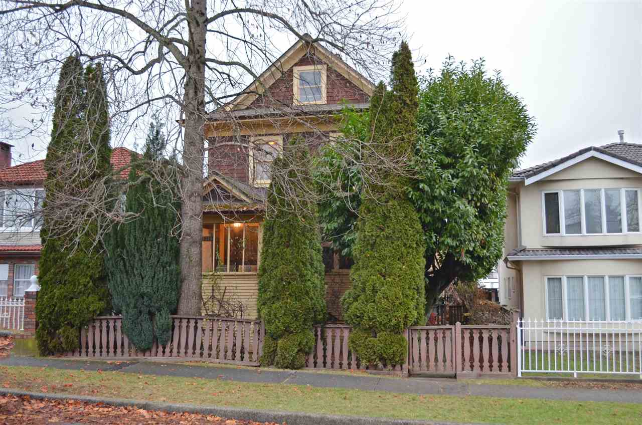 "Main Photo: 1319 E 28TH Avenue in Vancouver: Knight House for sale in ""VANCOUVER EAST KNIGHT"" (Vancouver East)  : MLS® # R2018534"