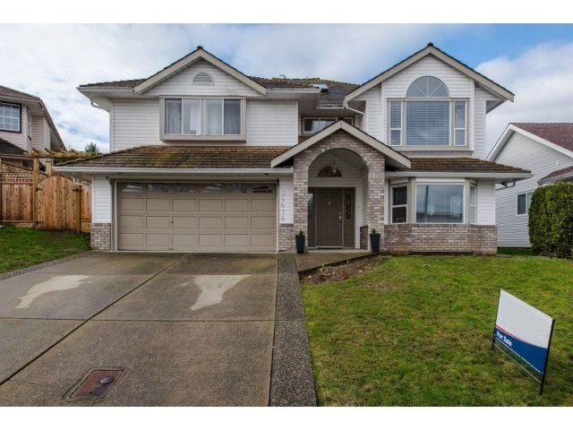 Main Photo: 34478 PICTON Place in Abbotsford: Abbotsford East House for sale : MLS® # R2041063