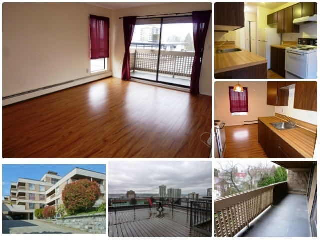 "Main Photo: 501 715 ROYAL Avenue in New Westminster: Uptown NW Condo for sale in ""VISTA ROYAL"" : MLS(r) # R2041122"