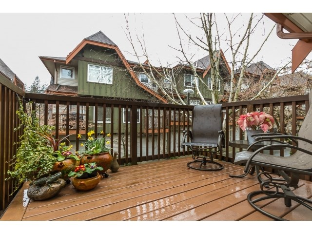 "Photo 2: 57 2000 PANORAMA Drive in Port Moody: Heritage Woods PM Townhouse for sale in ""MOUNTAINS EDGE"" : MLS® # R2044184"