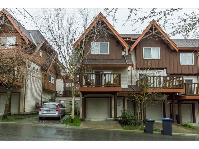 "Main Photo: 57 2000 PANORAMA Drive in Port Moody: Heritage Woods PM Townhouse for sale in ""MOUNTAINS EDGE"" : MLS®# R2044184"