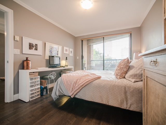"Photo 10: 303 1226 HAMILTON Street in Vancouver: Yaletown Condo for sale in ""GREENWICH PLACE"" (Vancouver West)  : MLS® # R2056690"