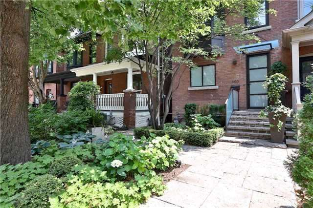 Main Photo: 163 Macpherson Avenue in Toronto: Annex House (3-Storey) for sale (Toronto C02)  : MLS®# C3519624