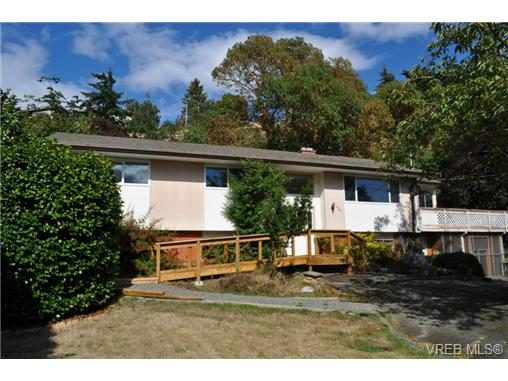 Main Photo: 4765 Cordova Bay Road in VICTORIA: SE Cordova Bay Single Family Detached for sale (Saanich East)  : MLS(r) # 367976