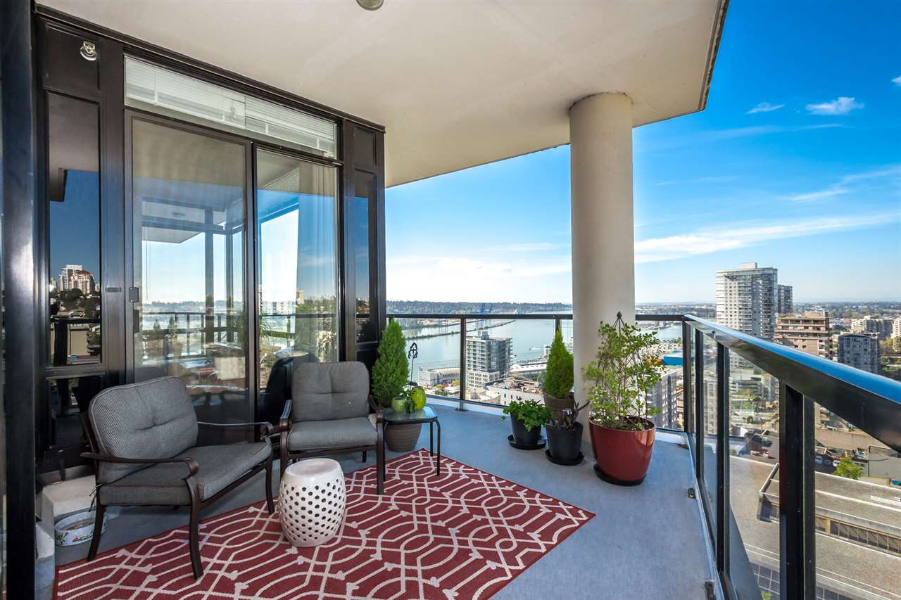 "Photo 12: 2001 610 VICTORIA Street in New Westminster: Downtown NW Condo for sale in ""THE POINT"" : MLS® # R2103117"