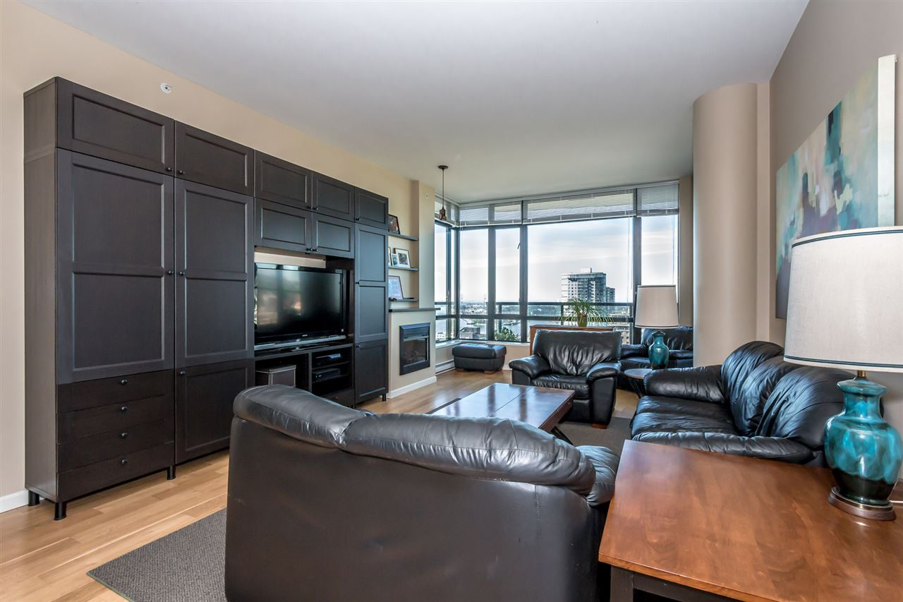 "Photo 4: 2001 610 VICTORIA Street in New Westminster: Downtown NW Condo for sale in ""THE POINT"" : MLS® # R2103117"